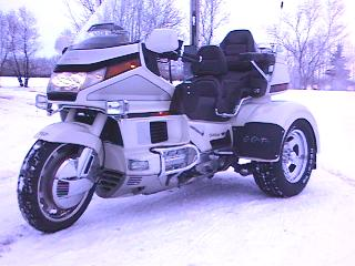 honda 1500 goldwing trikes for sale