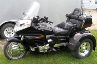 Goldwing 1500 Trikes