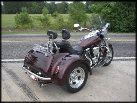 Kawasaki Trike Conversions
