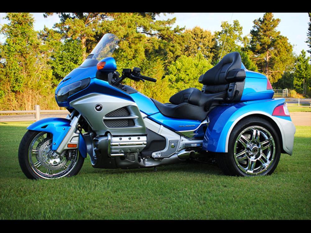 Honda Trikes by Motor Trike