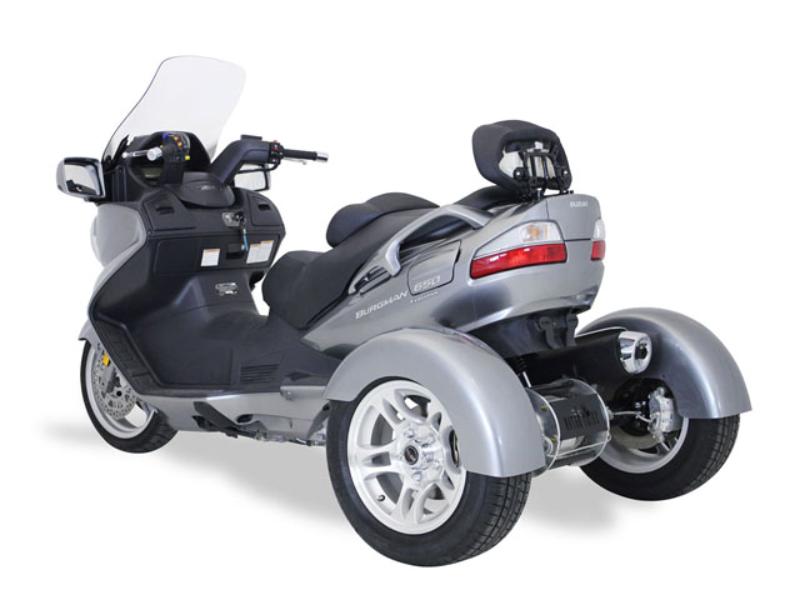 on Goldwing Motor Trike Kit