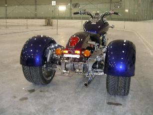 Honda VTX 1800 & 1300 Trikes